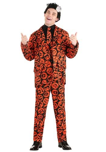 Men's David S. Pumpkins Costume
