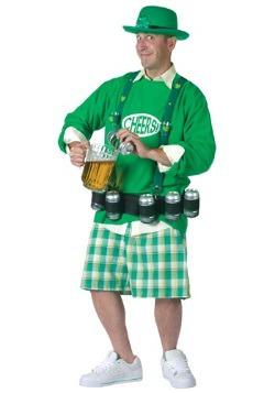 Men's St. Patty's Day Cheers Costume11