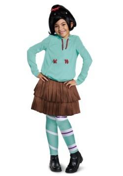 Wreck It Ralph 2 Girls Deluxe Vanellope Costume