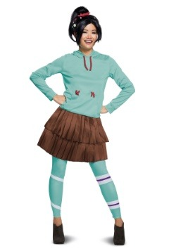 Wreck it Ralph 2 Deluxe Women's Vanellope Costume