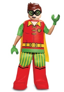 Lego Batman Child Prestige Robin Costume