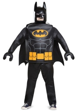 Lego Batman Adult Deluxe Batman Costume
