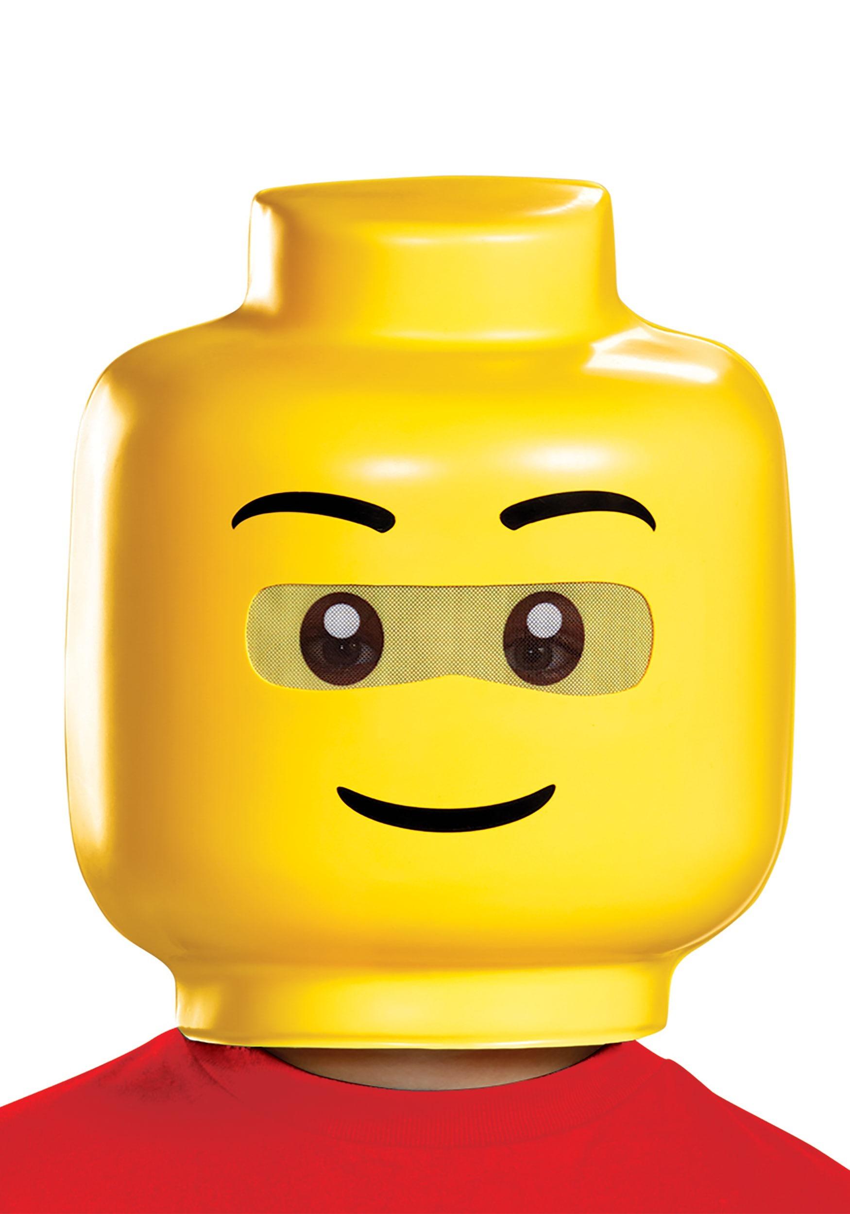 LEGO Mask for Kids