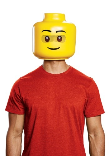 Lego Adult Mask