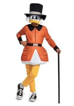 Duck Tales Scrooge McDuck Child Costume
