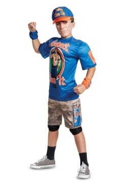 WWE Child John Cena Muscle Costume