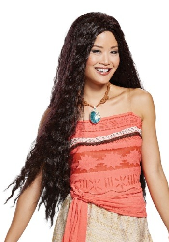 Women's Disney Moana Wig