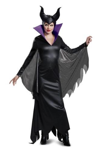 Women's Deluxe Maleficent Costume
