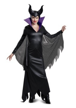 Women's Deluxe Maleficent Costume