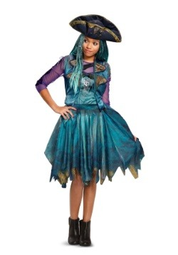 Descendants 2 Girl's Classic Uma Costume