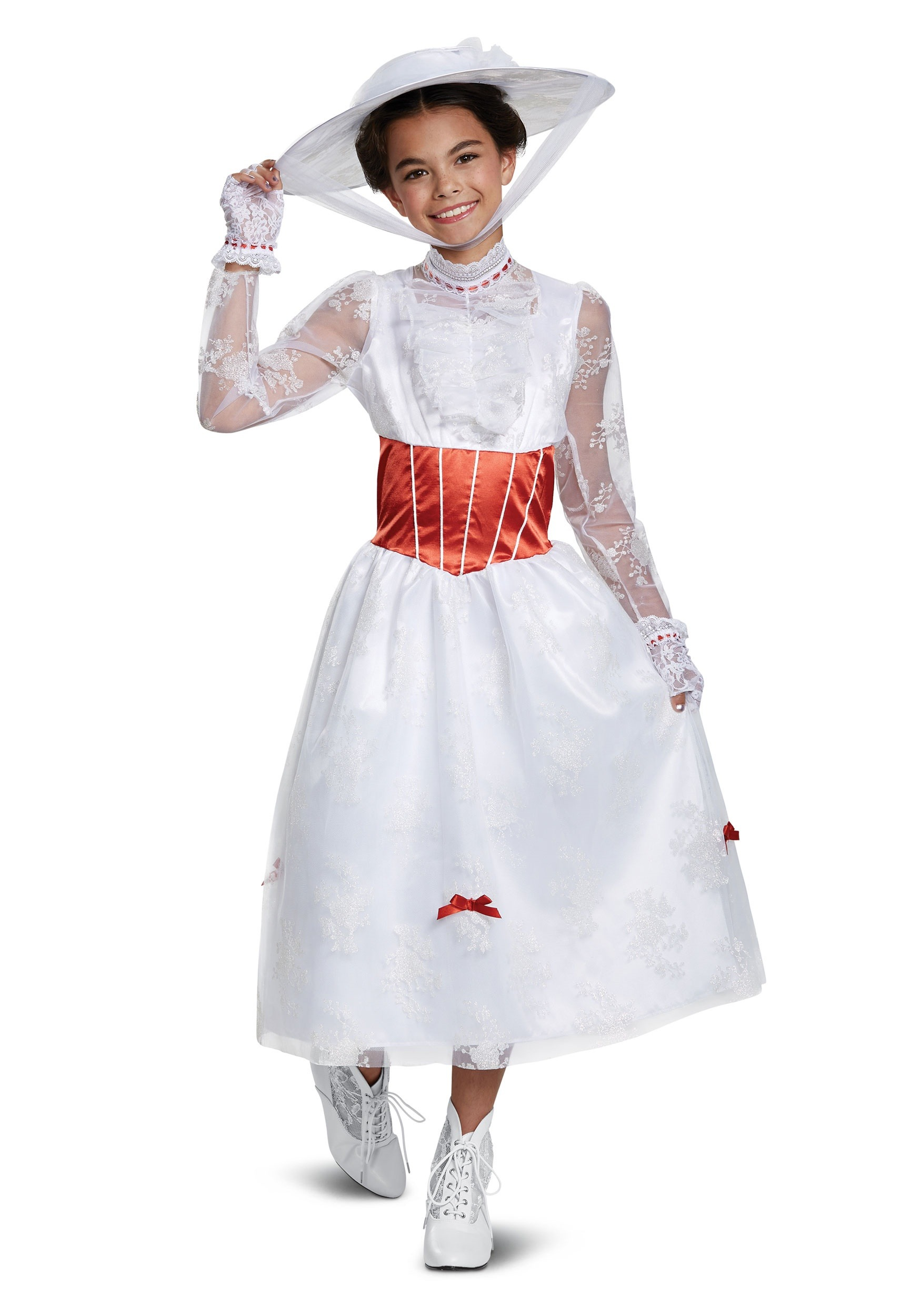 Child Deluxe Mary Poppins Costume