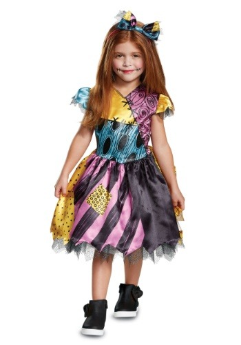 Nightmare Before Christmas Classic Infant Sally Costume