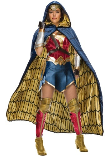 Women's Grand Heritage Wonder Woman Costume