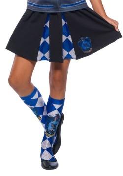 Child Ravenclaw Skirt