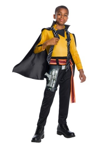 Star Wars Story Solo Lando Calrissian Child Costume