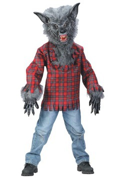 Werewolf Kids Costume