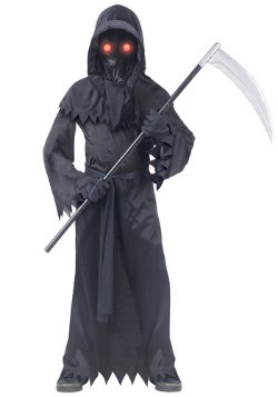 Kids Shadow Phantom Costume