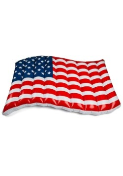 Giant American Flag Pool Float Alt2