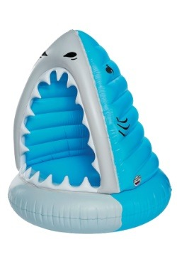 Giant Man-Eating Shark XL Pool Float Alt2