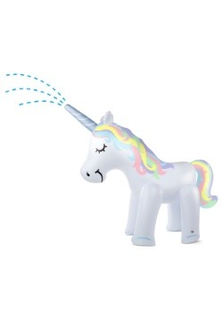 Giant Unicorn Inflatable Yard Sprinkler 3