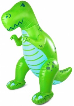 Giant Dinosaur Inflatable Yard Sprinkler 4