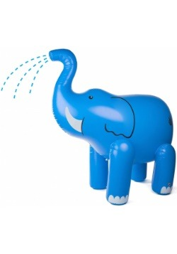 Giant Elephant Inflatable Yard Sprinkler 3