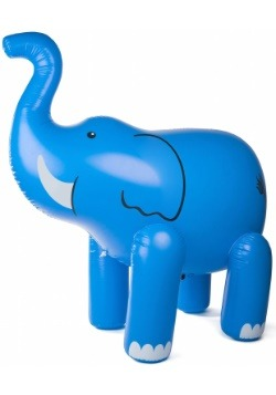 Giant Elephant Inflatable Yard Sprinkler 4
