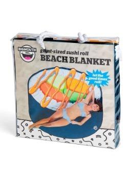 Sushi Beach Blanket 3