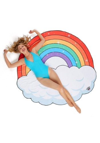 Rainbow Beach Blanket