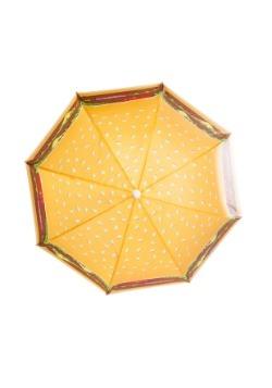 Cheeseburger Beach Umbrella 2