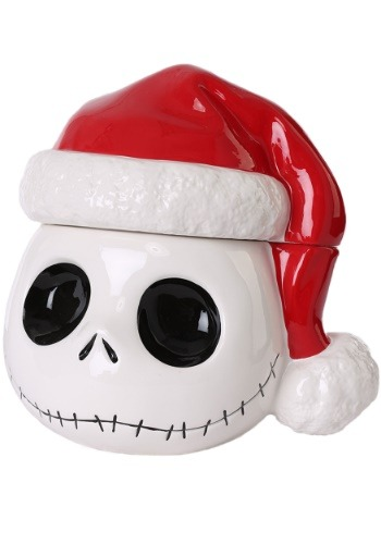 Nightmare Before Christmas Jack Skellington Cookie Jar