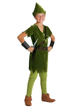 Classic Peter Pan Costume for Kids