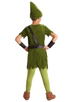 Classic Peter Pan Costume for Kids alt 1