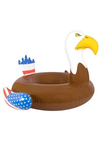 Patriotic Bald Eagle Pool Float