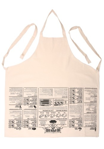 BBQ Cooking Guide Apron