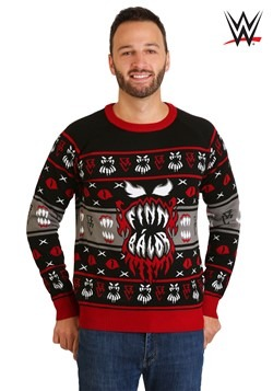 Adult WWE Finn Bálor Ugly Christmas Sweater alt2