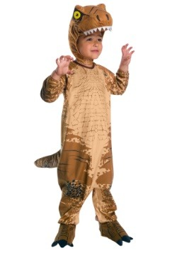 Jurassic World 2 T-Rex Costume For Toddlers