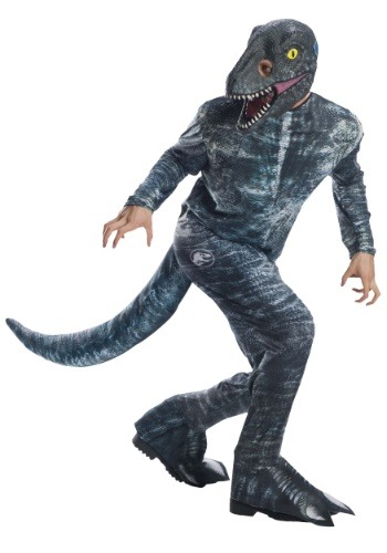 "Velociraptor Adult Jurassic World 2 ""Blue"" Costume"