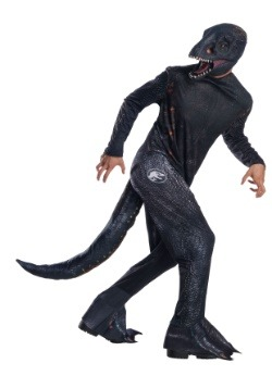 Adult Jurassic World 2 Villian Dinosaur Costume