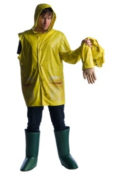 It Adult Georgie Costume Alt 1