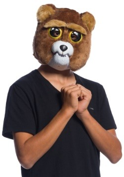 KID'S FEISTY PETS SIR GROWLS-A-LOT MOVEABLE MASK