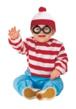 Where's Waldo Onesie For Toddlers