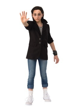 Eleven Child Stranger Things  Punk Costume