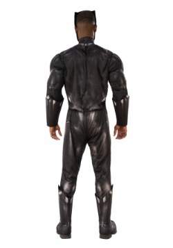 Adult Deluxe Black Panther Costume alt 2