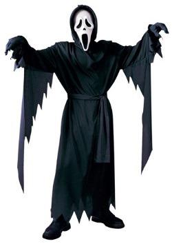 Scream Kid's Costume