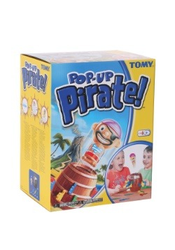 Pirate Pop Up Game