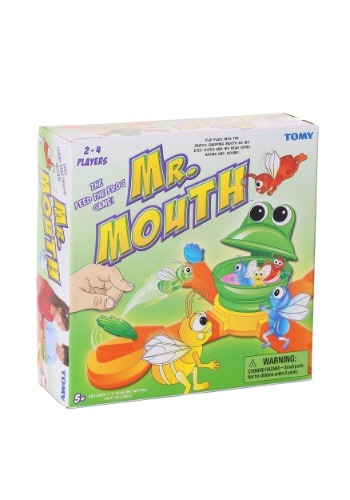 Mr. Mouth Game
