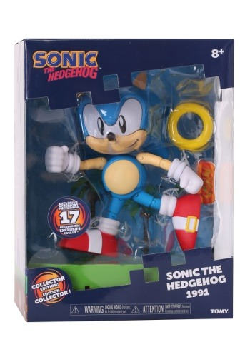 Classic Sonic Collector Figure