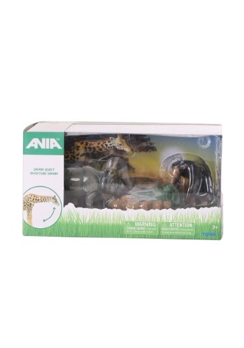 Animal Safari Quest Figure Set