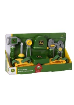 John Deere Talking Tool Belt Set